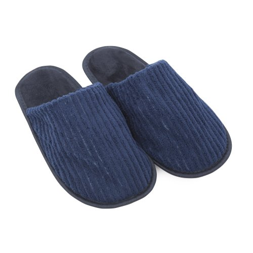 Cheap Mens Plain Soft Slip-On Indoor Footwear/Slippers (B009BFP4RO)