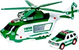 2012 Hess Truck Helicopter and Rescue Vehicles