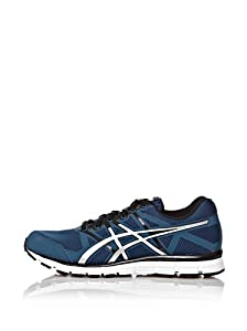 Asics Zapatillas Running Gel-Attract 2 Legion Azul / Plata / Negro 41.5
