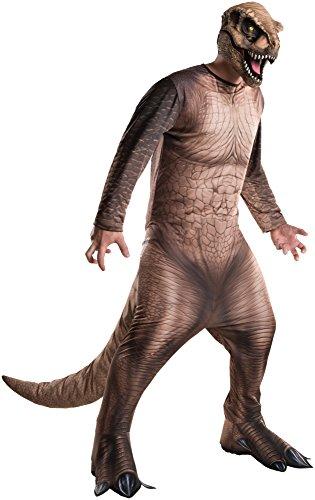 Rubie's Costume Co Men's Jurassic World T-Rex Costume