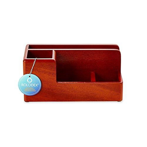 Rolodex 1734648 An Elegant Warm Metropolitan Look Desk