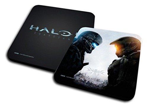 Set di 2 Sottobicchieri: Halo - 5, Key Art + 5, Logo (10x10 cm)