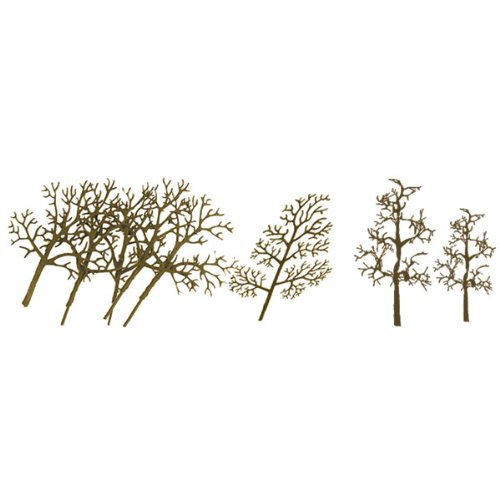 JTT Scenery Products Premium Series: Sycamore Armature, 3-4""
