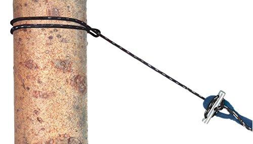 Amazonas Microrope AZ-3027000 Corda ultra leggera per amache, portata 120 kg per corda