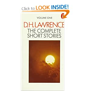 The Complete Short Stories Volume 1 - D. H. Lawrence