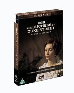 The Duchess Of Duke Street: Series 1 - Parts 4-5 [DVD] [1976]