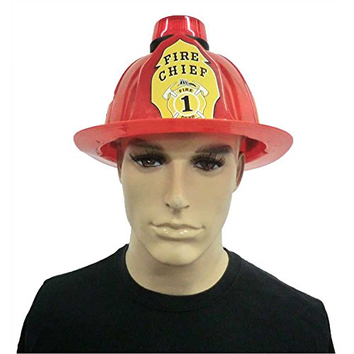 Fire Chief Helmet - One Size