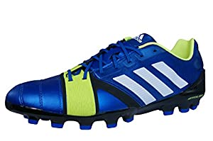 Adidas Nitrocharge 1.0 TRX AG hommes chaussures de football / Cleats - bleu - SIZE EU 42.5