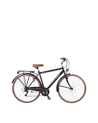 Coppi Bicicleta Retro Acero Retro 28 Negro