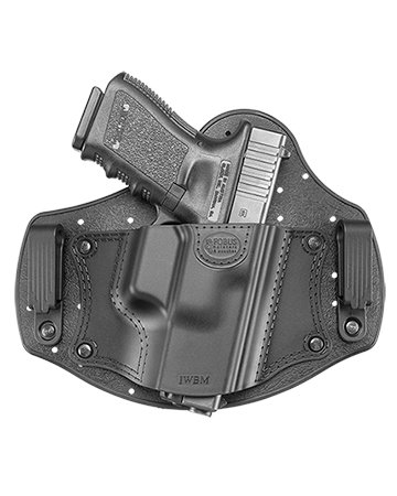 Lowest Prices! Fobus New IWB Inside The Waist Band Holster Fits Taurus 709 Slim & PT111 G2, Ruger SR...