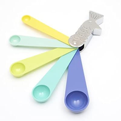 Peacock Measuring Spoons ||RNWIT