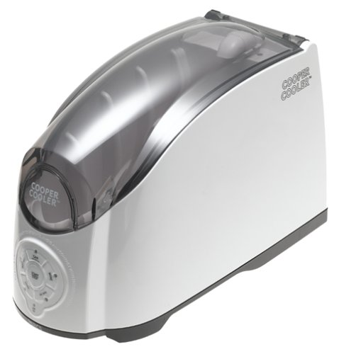 Cooper Cooler HC01-A Rapid Beverage Chiller, White and Grey