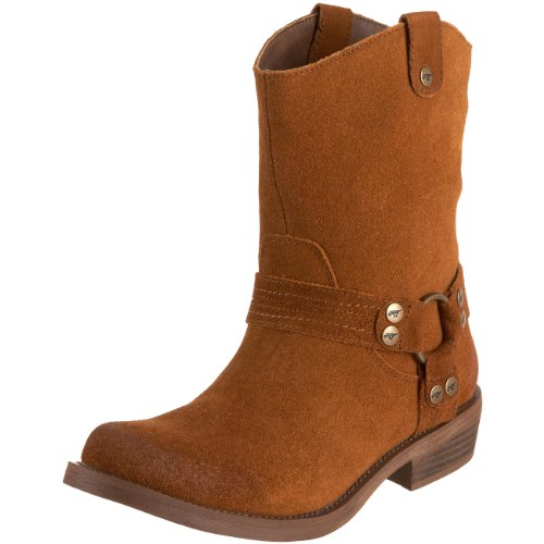 6b48cb63dec Rocket Dog Women's Rancher Ankle Boot,Chestnut Oiled Suede,8.5 M US ...