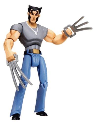 Hasbro - Wolverine - 78707 - Figurine - Wol Animated Figurine Standard - Logan
