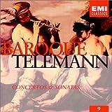 echange, troc Georg Philipp Telemann - Oeuvres baroques pour instruments à vent
