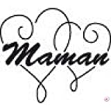 Rico Design Tampon en bois Maman Nature