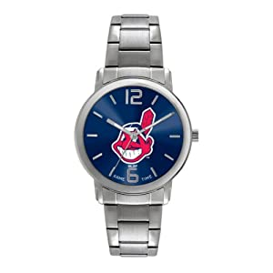 Cleveland Indians Game Time All Around Ladies Wrist Watch by Game Time