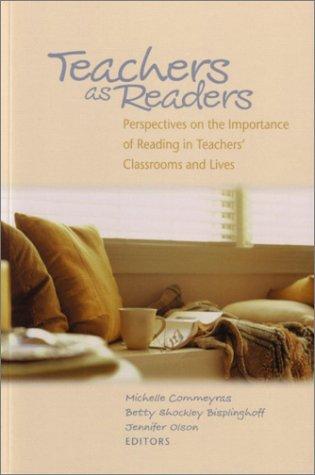 Teachers As Readers