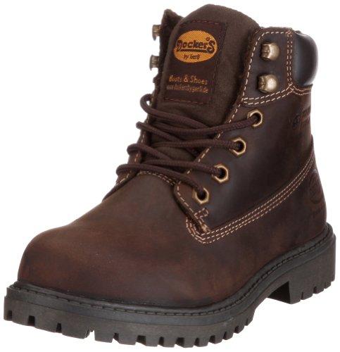 dockers 290822 007010 unisex erwachsene boots braun. Black Bedroom Furniture Sets. Home Design Ideas