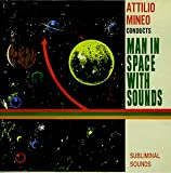 Image of Man in Space With Sounds