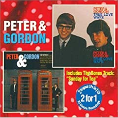 Peter & Gordon   I Go To Pieces (1965) + True Love Ways (1965) [1998] preview 0