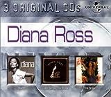 echange, troc Diana Ross - Diana / Lady Sings The Blues / The Boss