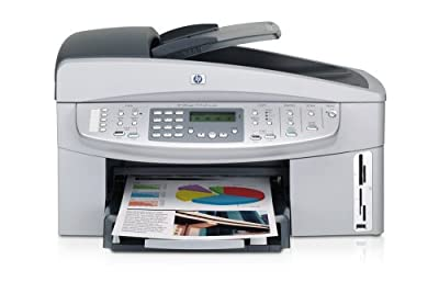 HP OfficeJet 7210 All-in-One Printer, Fax, Scanner, Copier