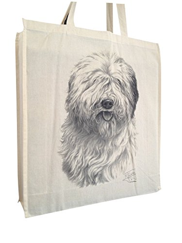 old-english-sheepdog-breed-of-dog-cotton-shopping-bag-with-gusset-and-long-handles-perfect-gift