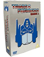 METRODOME ENTERTAINMENT Transformers - Season 1 Boxset [DVD]