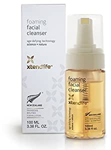 Low foaming facial cleaners