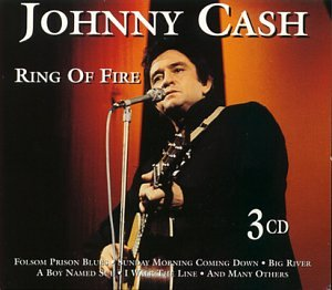 Johnny Cash - Ring Of Fire (The Legend Of Johnny Cash) - Zortam Music
