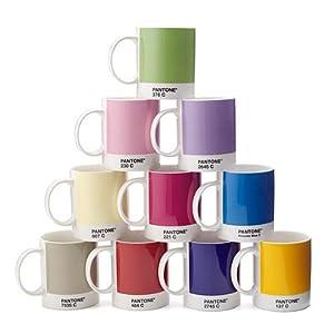 Pantone Mug Set of 10