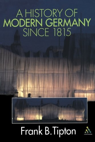A History of Modern Germany Since 1815
