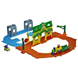 Playskool Sesame Street Elmo Junction Train Set Children, Kids, Game