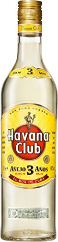 Havana Club 3 Anos Ml.700