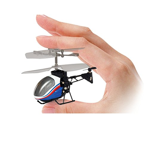 416WXNY9 dL Silverlit Nano Falcon   Smallest 3 Channel I/R Remote Control Helicopter In The World (Assorted Colours)