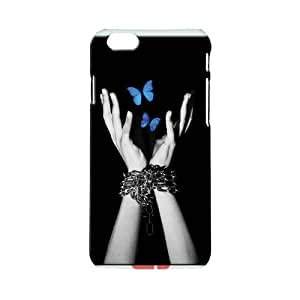 BLUEDIO Designer 3D Printed Back case cover for Apple Iphone 6/ 6s - G4895