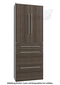 Classic Line Puris (HNA096A7M Bathroom High Cabinet 60 CM