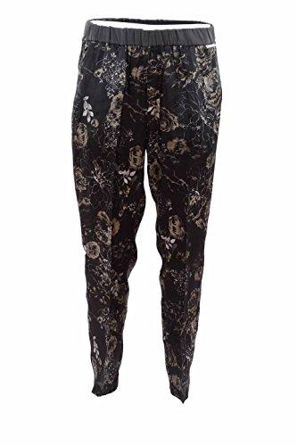 Pantalone Donna Twin-set L Nero Ta522e Autunno Inverno 2015/16