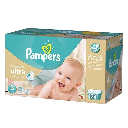 Pampers Cruisers Sizes