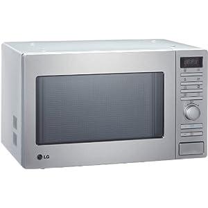 lg electronics ms 1987u mikrowelle mwo 800 watt 19l led display unterbauf hig. Black Bedroom Furniture Sets. Home Design Ideas