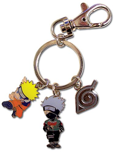 Naruto: Metal Key Chain - Group - Buy Naruto: Metal Key Chain - Group - Purchase Naruto: Metal Key Chain - Group (Naruto, Toys & Games,Categories,Pretend Play & Dress-up,Costumes,Accessories)