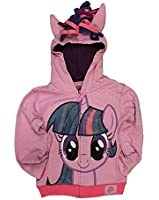 My Little Pony Big Girls' Twilight Sparkle Hoodie