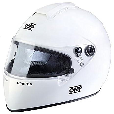 Ford - Casque Omp Intégral Omp Karting J-Kart Cmr
