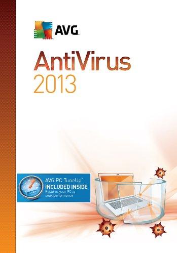 AVG Anti-Virus + PC TuneUp 2013, 3-User 2-Year