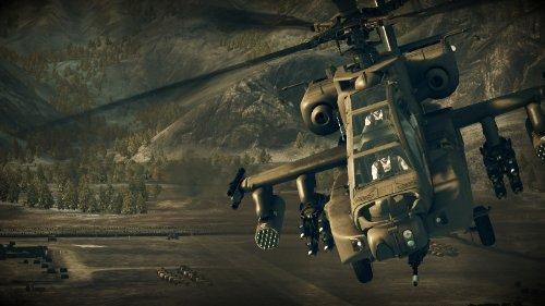 Apache Air Assault - Used screenshot