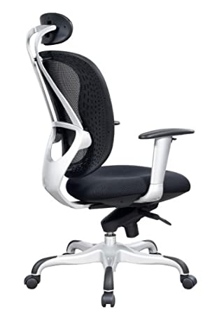 Alphason Blade Black Mesh Executive Chair