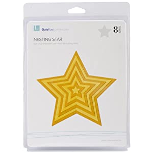 We R Memory Keepers Nesting Star Cookie Cutter Die