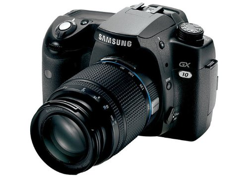 Samsung GX-10 (with 18-55mm Lens)