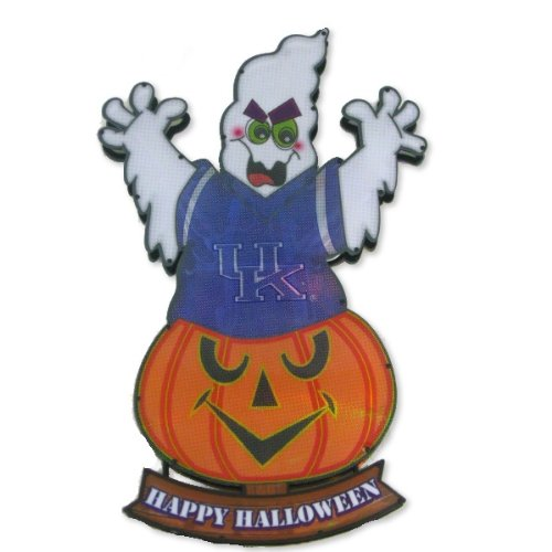 Kentucky Wildcats Ghost Light-Up Lawn Stake at Amazon.com